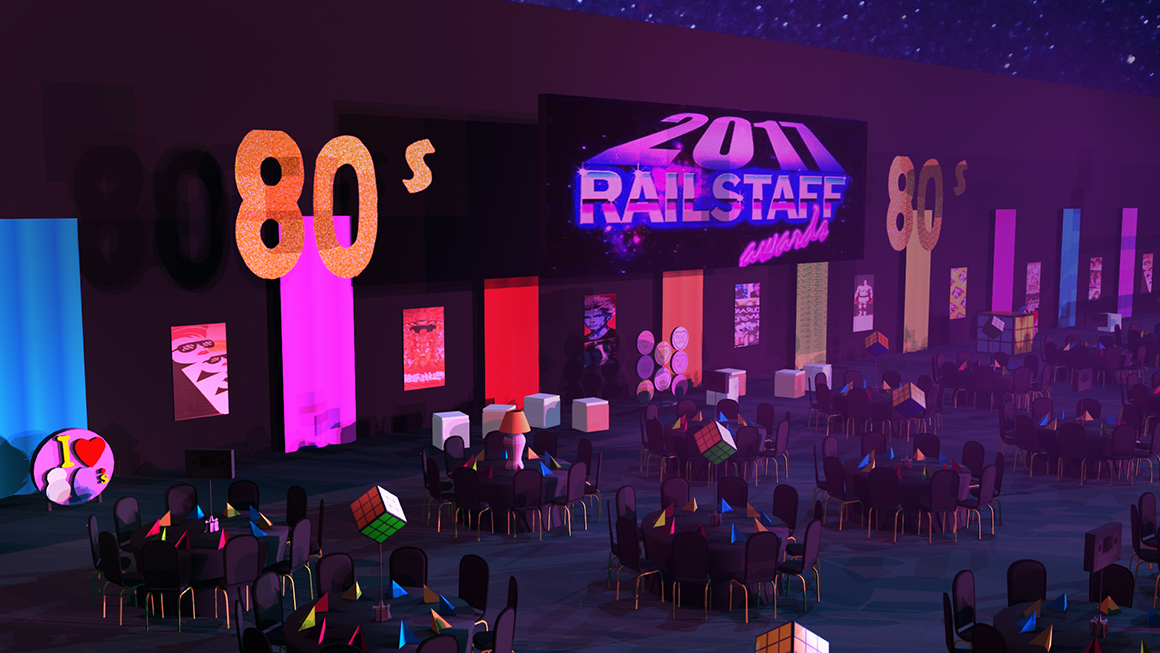 Ricoh Arena Rail staff Awards 2017